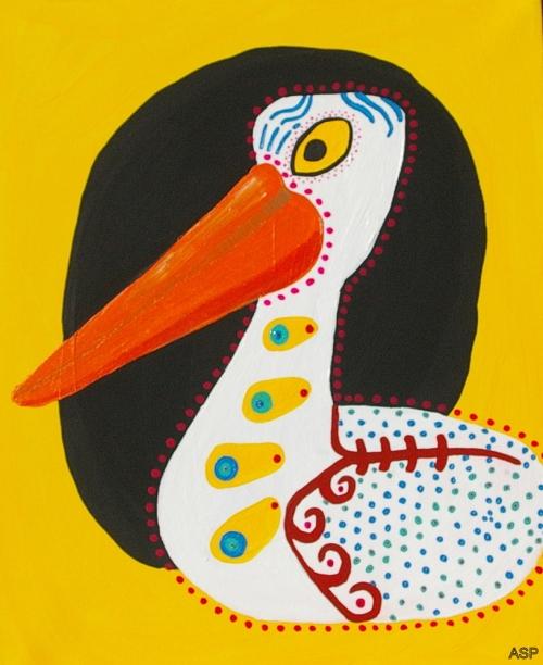 Pelican_eye