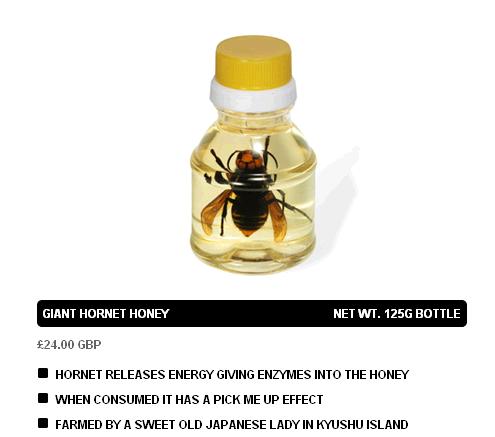 Hornet_honey